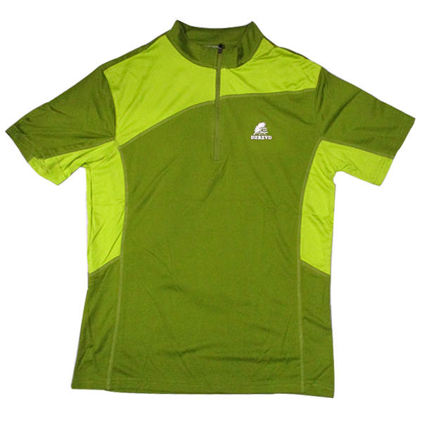eaf112695 Green T-Shirt For Men - (KALA-0055) by KalaPatther, Nepal - Online ...