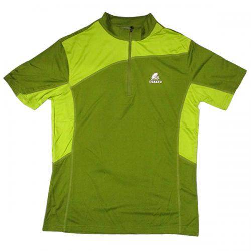 Green T-Shirt For Men - (KALA-0055)