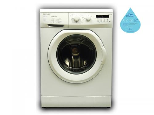 Sharp Washing Machine (ES-FL73MS) - 7kg