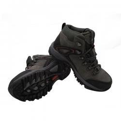 Salewa Men's Outdoor Trekking Hiking Shoes - Grey/Black