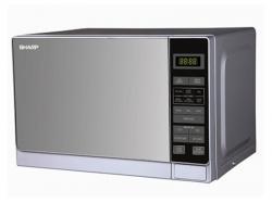 Sharp Solo Mechanical Microwave Oven R-22AO(SM) V - 20Ltr
