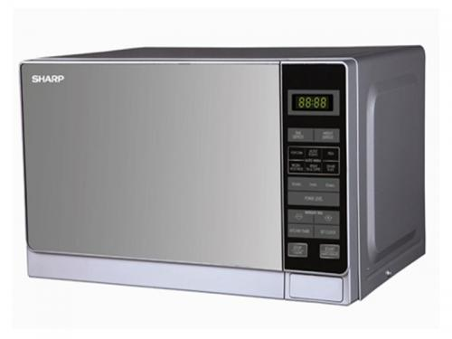 Sharp Solo Mechanical Microwave Oven R-22AO(SM) V - 20Ltr