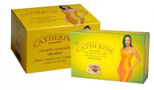 Catherine tea