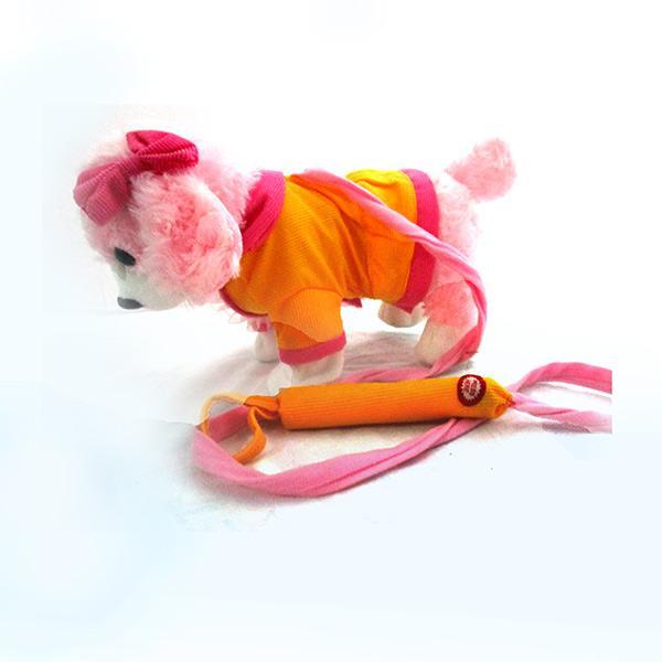 Musical Dog Plush Baby Toy