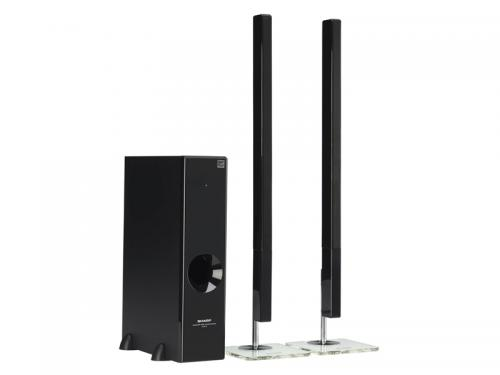 Sharp 2.1 Channel Super Slim Sound Bar home Theater System