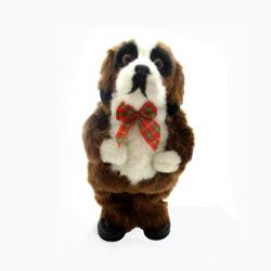 Musical Dog Plush Baby Toy