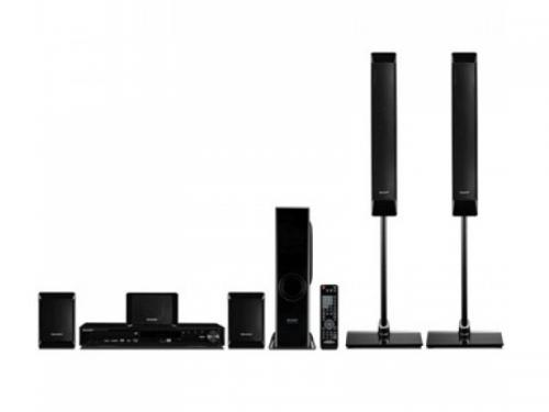 Sharp DVD Home Theatre System HT-CN9300DVW