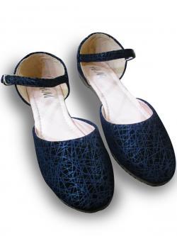 Ladies Flat Sandal Shoes