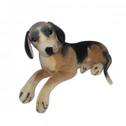 Black & Brown Soft Cute Dog