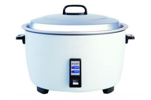 Sharp Rice Cooker (KSH-1010W) - 10Ltr.