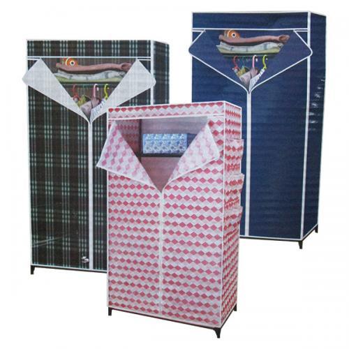 Metal Steel Wardrobe for Wire Closet Shelving