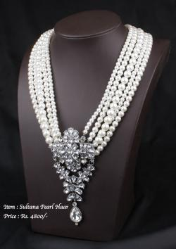 Sultana Pearl Haar