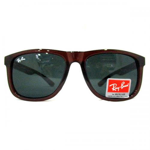 Ray ban Wayfarer Sunglasses-Black Lens - (RB-0036)