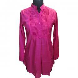 ZARA Full Sleeve Cotton Top