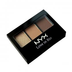 NYX Cosmetics Love in Rio Eye Shadow Palette