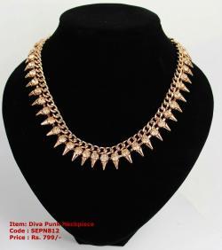 Diva Punk Necklace