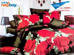 PR Series Bed Sheet (PR-8384)