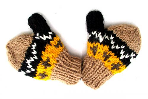 Mix Color Baby Gloves - (SP-014)