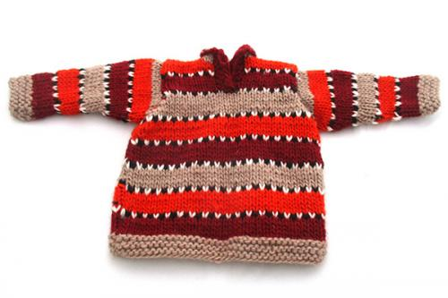 Colorful Baby Sweater- (SP-015)
