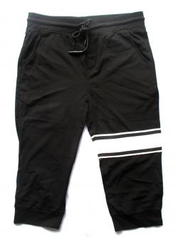 Black & White Quater Trouser For Men - (EC-016)