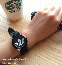 Adidas Black Watch