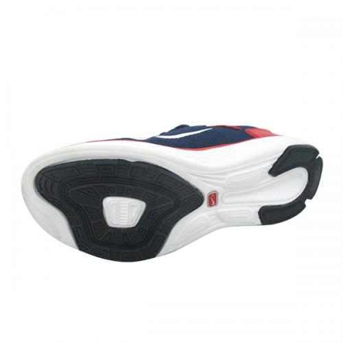 Blue & Red Nike Sports Shoes