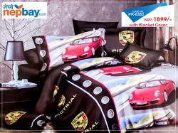 PR Series Bed Sheet (PR-8382)