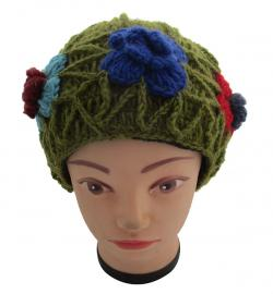Woolen Ladies' Hat - (SP-020)