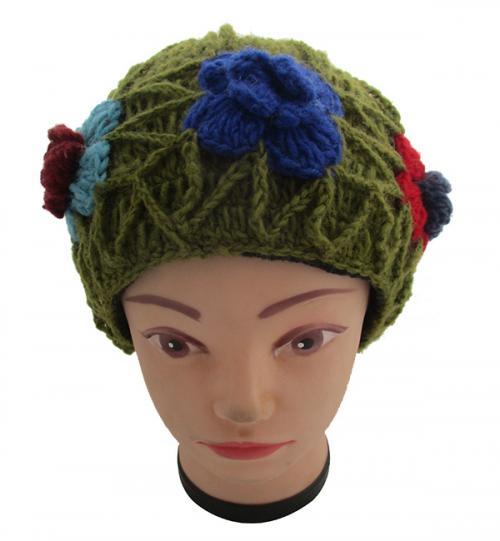 Woolen Ladies' Hat - (SP-020)