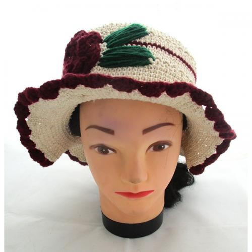 Cotton Ladies' Hat - (SP-021)