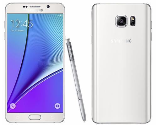 Samsung Galaxy Note5 Duos (SM-N9208)