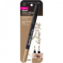 Maybelline Eyestudio Brow Define + Fill Duo