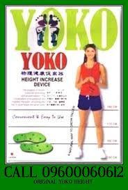 YOKO HEIGHT