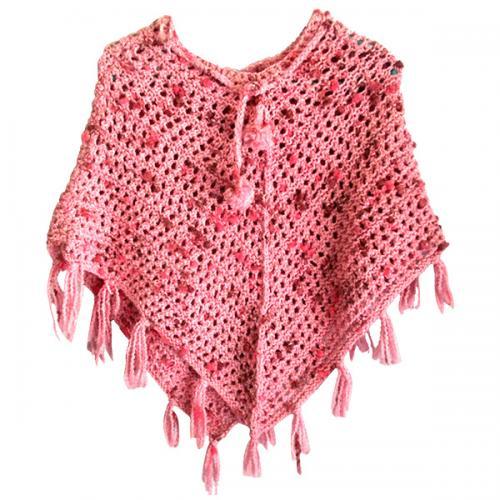 Pink Woolen Panchu - (SP-003)