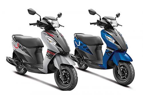 Suzuki Let's (Dual Tone)