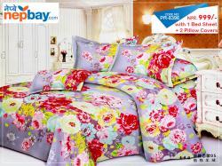 PR Series Bed Sheet (PR-8396)