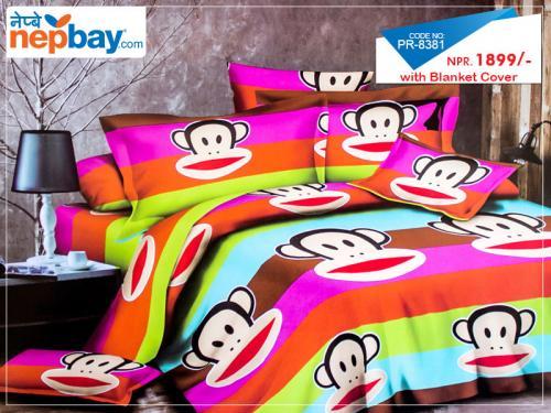 PR Series Bed Sheet (PR-8381)