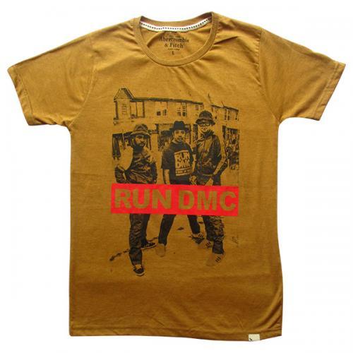 RUNDMC Printed T-Shirt - (EC-030)
