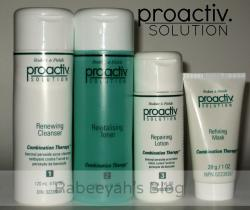 PROACTIVE SOLUTION (AS SEEN ON TV)