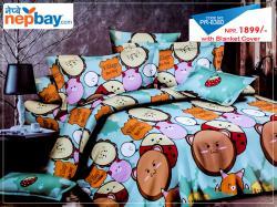 PR Series Bed Sheet (PR-8380)