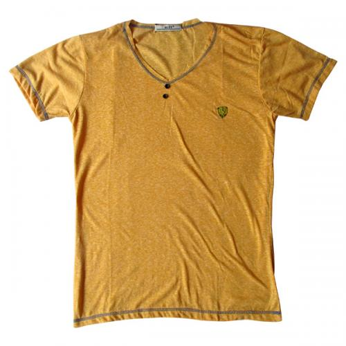 Yellow Buff Jeans T-Shirt - (EC-040)