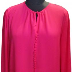 Pink ZARA Cotton Top