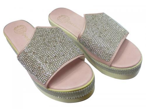 ladies Pink Sandal
