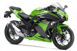 Kawasaki Ninja 300 R - (KD-005)