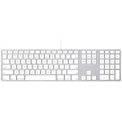 Apple Keyboard With Numeric Keypad - US - (APP-041)