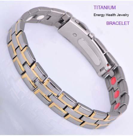 TITANIUM ENERGY BRACELET