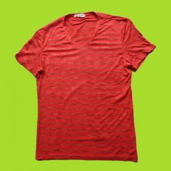 V Shape Body Size T-Shirt (EC-064)
