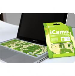 Icamo Mbp Keyboard Protector Green - (APP-061)