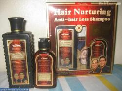 Anti hair losses and regrow