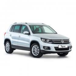 Volkswagen Tiguan 2.0L : Basic Petrol, Mannual - (TIGUAN-001)